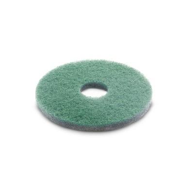 Алмазный пад, мягкий, зеленый, 457 mm