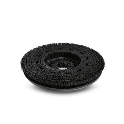 Дисковая щетка, жесткий, черный, 450 mm