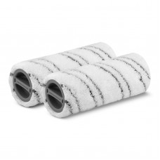 Комплект роликовых падов к FC 5 Premium (серый)