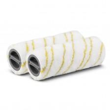 Комплект роликовых падов к FC 5 Premium (желтый)