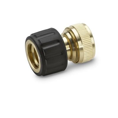 Коннектор для шлангов 3/4. Латунь 26450160