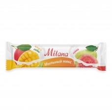 """Мыло туалетное """"Milana мыльный микс"""" манго и лайм & гуава"""