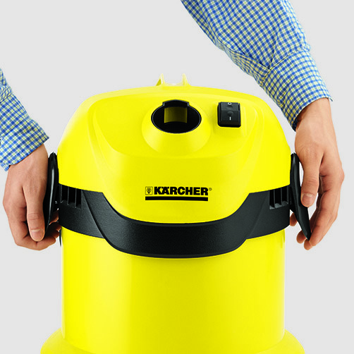 хозяйственный пылесос Karcher Wd 2 Cartridge Filter Kit